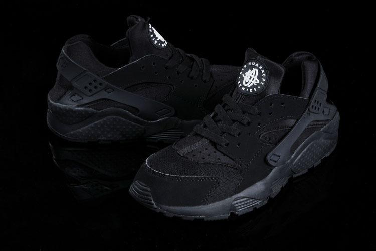 Pas Cher Femme Nike Air Huarache Chaussures De Ville Blanche